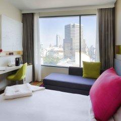 Отель Mercure Bangkok Siam комната для гостей фото 2