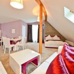 Empress Hotel Мюнхен комната для гостей фото 6