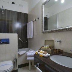 Отель Just Hotel St. George Италия, Милан - 11 отзывов об отеле, цены и фото номеров - забронировать отель Just Hotel St. George онлайн ванная