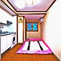 Seoul Station Pencil Hostel комната для гостей