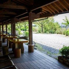 Отель Yufuin Ryokan Baien Хидзи бассейн
