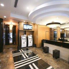 Отель APA Hotel Ningyocho-Eki-Kita Япония, Токио - отзывы, цены и фото номеров - забронировать отель APA Hotel Ningyocho-Eki-Kita онлайн интерьер отеля