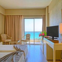 Отель Pegasos Beach комната для гостей