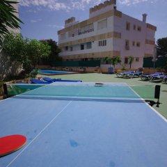 Отель Marina Palmanova Apartamentos спортивное сооружение