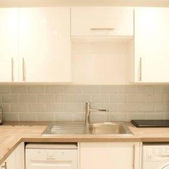Отель Beautiful 1 Bedroom Apartment On Broughton Street Великобритания, Эдинбург - отзывы, цены и фото номеров - забронировать отель Beautiful 1 Bedroom Apartment On Broughton Street онлайн фото 6