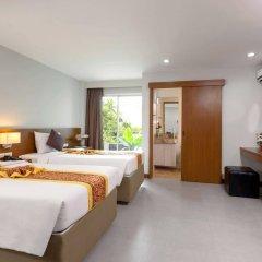 Отель Patong Bay Residence сейф в номере