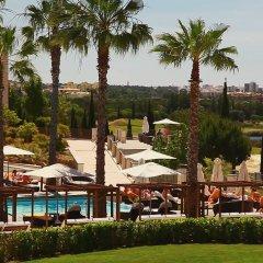 Отель Anantara Vilamoura Португалия, Пешао - отзывы, цены и фото номеров - забронировать отель Anantara Vilamoura онлайн бассейн