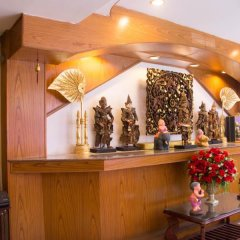Thai City Palace Hotel гостиничный бар