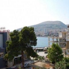 Отель Alina Албания, Саранда - отзывы, цены и фото номеров - забронировать отель Alina онлайн балкон