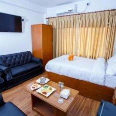 Отель Oyo 104 Hotel Baltic Inn Непал, Катманду - отзывы, цены и фото номеров - забронировать отель Oyo 104 Hotel Baltic Inn онлайн комната для гостей