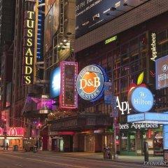 Отель Hilton Times Square США, Нью-Йорк - отзывы, цены и фото номеров - забронировать отель Hilton Times Square онлайн