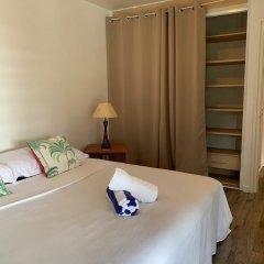 Отель Tiare Lodge Французская Полинезия, Бора-Бора - отзывы, цены и фото номеров - забронировать отель Tiare Lodge онлайн комната для гостей