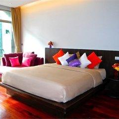 Отель Eva Villa Rawai 3 bedrooms Private Pool комната для гостей фото 2
