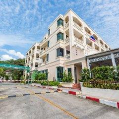 Отель Baan Suan Place Таиланд, Пхукет - отзывы, цены и фото номеров - забронировать отель Baan Suan Place онлайн фитнесс-зал