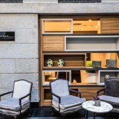 Отель Palacio San Martin Мадрид гостиничный бар