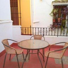 Отель Pensión La Montoreña балкон