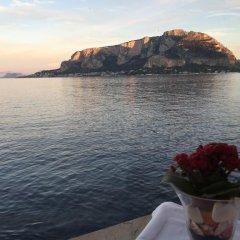 Отель Il Glicine sul Golfo Италия, Палермо - отзывы, цены и фото номеров - забронировать отель Il Glicine sul Golfo онлайн пляж