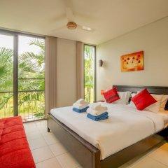 Отель Bangtao Beach Garden By Resava Group пляж Банг-Тао комната для гостей фото 3