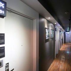 Отель KOTEL YAJA sadang art gallery интерьер отеля фото 2