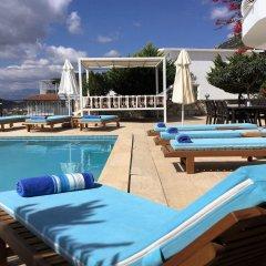 Отель Вилла Paradise Kalkan Villalari бассейн фото 2