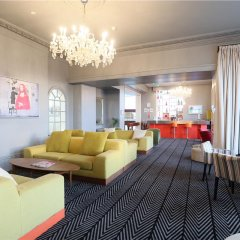 Citrus Hotel Eastbourne by Compass Hospitality интерьер отеля фото 2