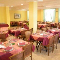 Отель Ben Hur Римини питание