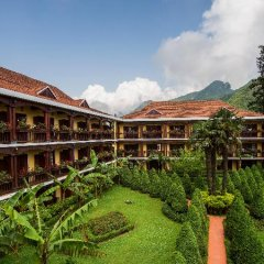 Отель Victoria Sapa Resort & Spa Шапа