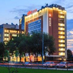 Гостиница IBIS Самара вид на фасад фото 2