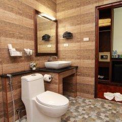 Отель Cabana Lipe Beach Resort ванная фото 2