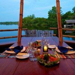 Отель Dedduwa Boat House Шри-Ланка, Бентота - отзывы, цены и фото номеров - забронировать отель Dedduwa Boat House онлайн питание фото 2
