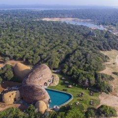 Отель Wild Coast Tented Lodge - All Inclusive Шри-Ланка, Тиссамахарама - отзывы, цены и фото номеров - забронировать отель Wild Coast Tented Lodge - All Inclusive онлайн приотельная территория фото 2