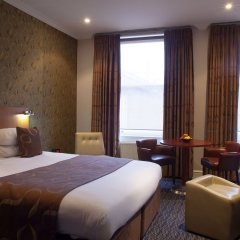 54 Queens Gate Hotel комната для гостей фото 5