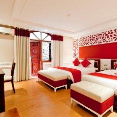 Отель La Beaute De Hanoi Ханой комната для гостей фото 2