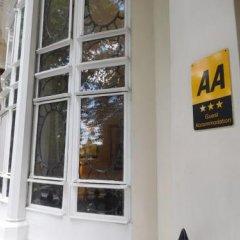 Отель Number 63 Ltd Лондон интерьер отеля фото 2