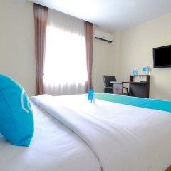 Отель Airy Medan Petisah Darussalam комната для гостей фото 4