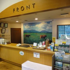 Отель Shiki no Mori Япония, Минамиогуни - отзывы, цены и фото номеров - забронировать отель Shiki no Mori онлайн интерьер отеля