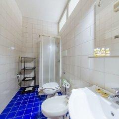 Отель Welc-oM Prato della Valle Италия, Падуя - отзывы, цены и фото номеров - забронировать отель Welc-oM Prato della Valle онлайн ванная