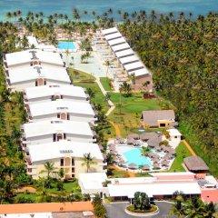 Отель Catalonia Royal Bavaro - Все включено Доминикана, Пунта Кана - 1 отзыв об отеле, цены и фото номеров - забронировать отель Catalonia Royal Bavaro - Все включено онлайн пляж фото 2