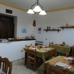 Отель Valle degli Dei Аджерола питание фото 2