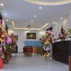Отель Phu Hung Thinh Villa интерьер отеля