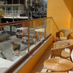 Diana Boutique Hotel балкон фото 2