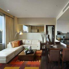 Отель Sukhumvit Park, Bangkok - Marriott Executive Apartments Таиланд, Бангкок - отзывы, цены и фото номеров - забронировать отель Sukhumvit Park, Bangkok - Marriott Executive Apartments онлайн комната для гостей фото 3