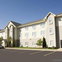 Отель Americas Best Value Inn Three Rivers парковка