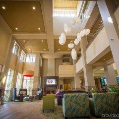 Отель Hilton Garden Inn Los Angeles Montebello Монтебелло интерьер отеля фото 3