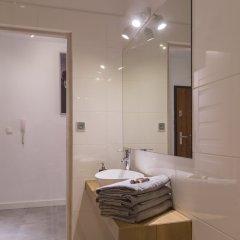 Отель Pure Rental Apartments - City Residence Польша, Вроцлав - отзывы, цены и фото номеров - забронировать отель Pure Rental Apartments - City Residence онлайн ванная фото 2