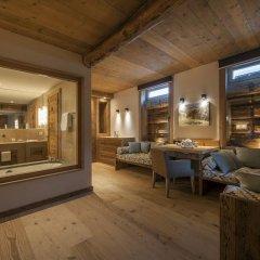 Отель Chalet Berghof Sertig комната для гостей фото 5