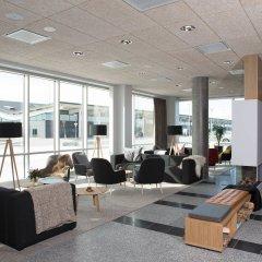 Aalborg Airport Hotel интерьер отеля