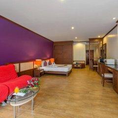 Отель Timber House Ao Nang комната для гостей фото 5