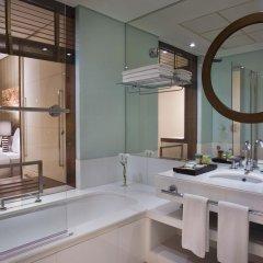Отель Four Points by Sheraton Bur Dubai ОАЭ, Дубай - 1 отзыв об отеле, цены и фото номеров - забронировать отель Four Points by Sheraton Bur Dubai онлайн ванная