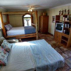 Отель Casita Verde Guesthouse комната для гостей